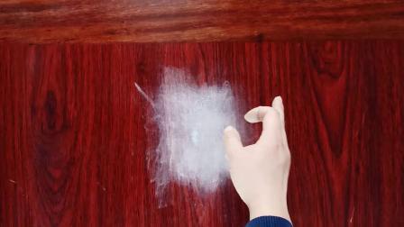 实木家具补漆视频-双全家具美容学校-青岛家具维修培训