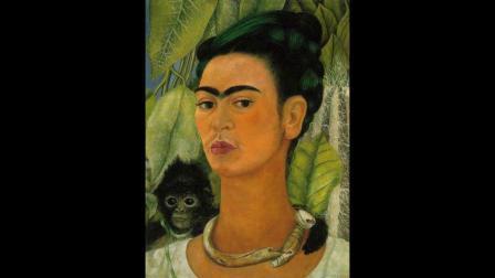 「PieceArt」Masterpiece-弗里达·卡罗:自画像女王的人生路