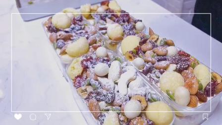 糖玩意儿鲜奶酥手工制作蛋糕制作过程