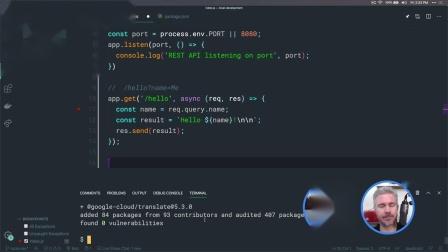 Cloud Run local development - Serverless Toolbox E