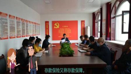 桦甸市人民银行保险宣传视频