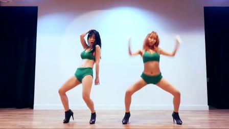 韩舞达人女团 自拍热舞 A.mp4