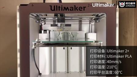 【Ultimaker应用】如何用3D打印进行口罩制作?
