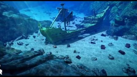 潜艇总动员:偶像在眼前是什么体验?阿力欣喜若狂,搞到活的了!.mp4