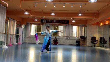 古典舞南山南第四小节正面音乐