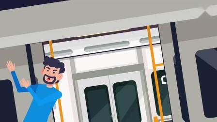 1625.为什么被地铁车门夹到,门却不会开