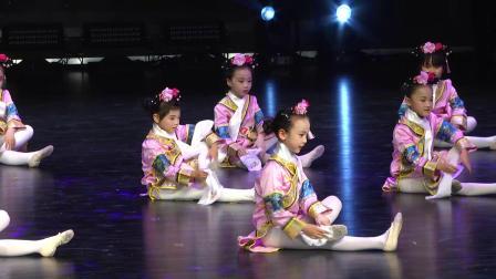 2019贝儿舞蹈献礼中国暨心星之梦年终展演之民族舞《俏格格》