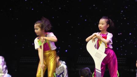 2019贝儿舞蹈献礼中国暨心星之梦年终展演之少儿舞蹈《劳动协助曲》