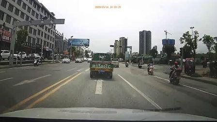 陕西省安康市汉滨区,安康东收费站出口下高速,往南环快速干道安康方向S207
