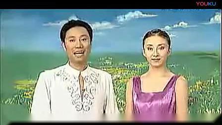 【杨艺交谊舞教学之慢四步舞基本步教学视频 '_标清