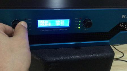 PO音响10寸全频+功放一套测试.MOV