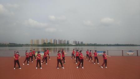 大冶市彩虹舞蹈队 健身舞相信中国