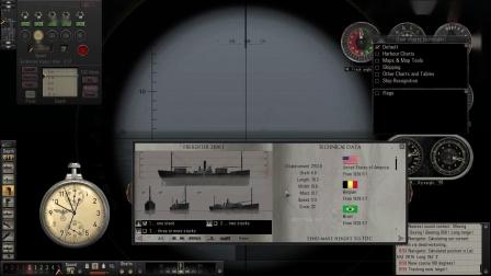 【猎杀潜航5】钢狼战役第一次巡航 P7——拦截商船