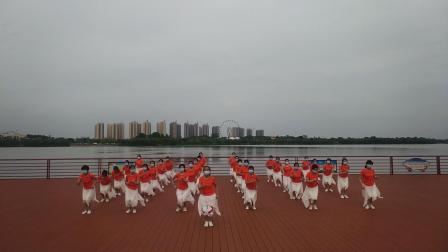 大冶市多姿舞蹈队 健身舞《相信中国》