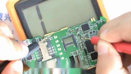 如何测量测量电容好坏、技兴汇、手机维修培训资料