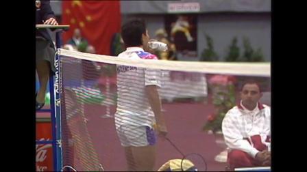 赛事回顾95年苏迪曼杯男单决赛