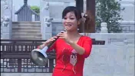 cjj民间小调-冯晓燕《抬花轿》【唢呐吹唱】