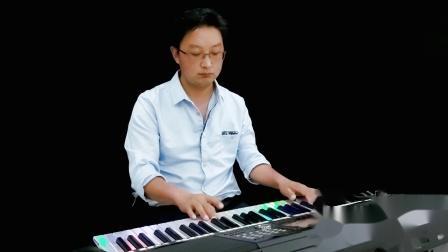 妈妈的吻DJ版电子琴音乐.mp4
