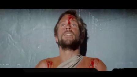 4分钟看完美国科幻片《失陷猩球》:人猿大军攻陷人类的最后避难所,人类只好引爆核弹,毁灭了地球(4)完结