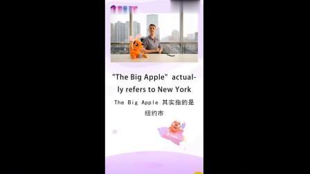 葡萄英语:the big apple是什么.mp4