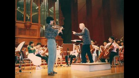 胡坤与梅纽因大师私人课-莫扎特第四协奏曲/HU Kun's Mozart Concerto No.4 Private Lesson with Yehudi Me