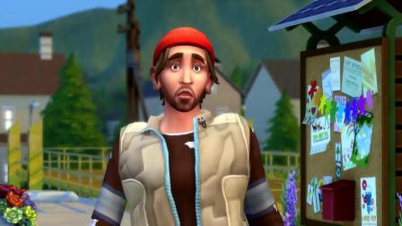 【游民星空】《模拟人生4》绿色生活DLC预告