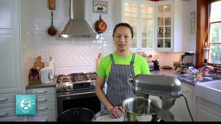 柚香金萱戚风蛋糕 | Grapefruit Flower & Jinxuan Tea Chiffon Cake~不莱嗯的烘培厨房