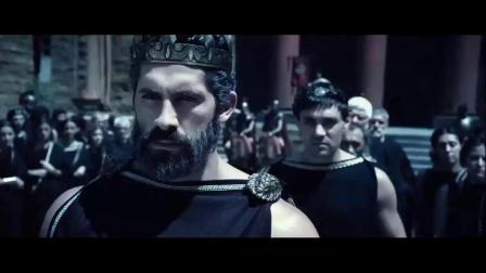 这部超级魔幻战争巨制以希腊神话为背景改编:战争场面太炫酷.mp4