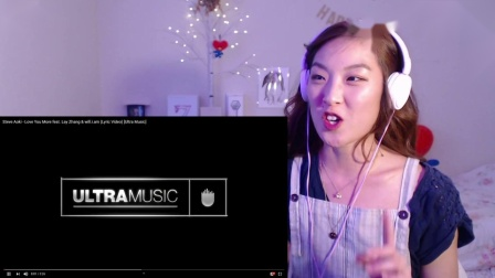 Steve Aoki Feat. Lay Zhang x will.i.am Love You More MV Reaction