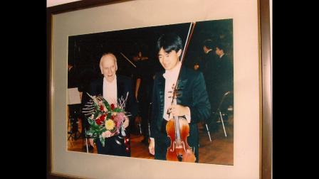 胡坤与梅纽因大师私人课第4集: 门德尔松e小调协奏曲/HU Kun's Mendelssohn e minor Concerto Private Lesson