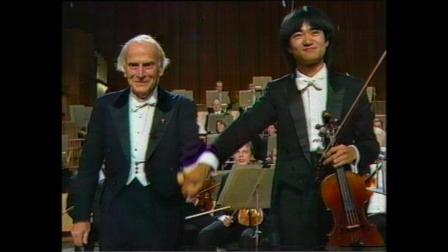 胡坤与梅纽因大师私人课:普罗科夫耶夫第一协奏曲/HU Kun's Prokofiev Concerto No.1 Private Lesson/Menuhin