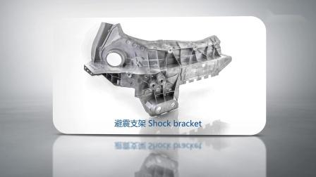 格劳博中国_框架结构工件加工中心_G500F