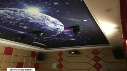别墅负一楼做家庭影音室,简约温馨超好看,简直绝了!