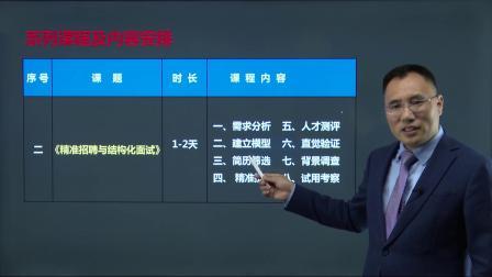 李连魁老师带您走近---人力资源就该这么管【实力派人力资源专家讲师】