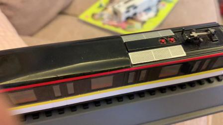 上海地铁3号线模型