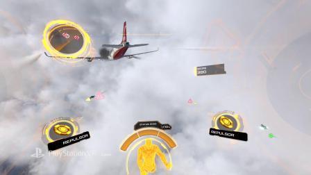 【游民星空】《漫威钢铁侠VR》Demo预告