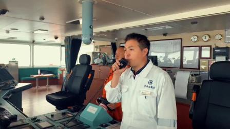 我是消防员 中外运曼谷轮消防演习
