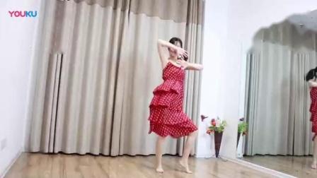 小君广场舞 光脚丫跳舞真开心