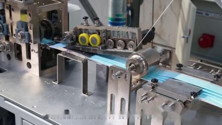 富怡平面口罩一拖一全自动化生产线.mp4