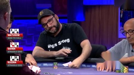 德州扑克:一颗操作的心碰上了一课抓鸡的人