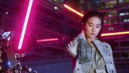 Emporio Armani 2020春夏系列广告大片幕后花絮 - 刘亦菲