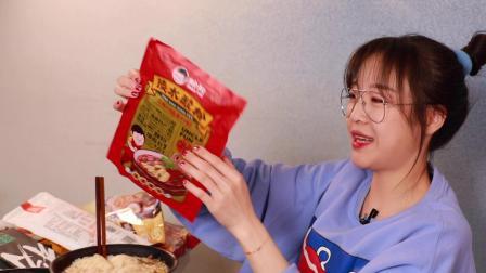 【大胃mini的Vlog】嗦粉啦!突然盲测10碗米粉,高分米粉有哪几款?