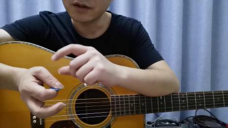 《吉他伴侣》吉他拨片用法
