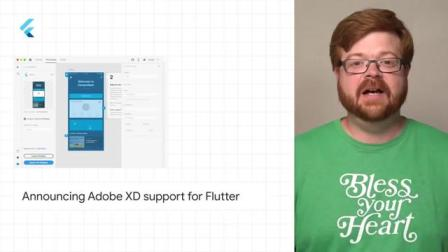 Adobe XD support for Flutter, Architecture Framewo