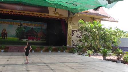美丽西双版纳——2017.5拍摄于云南西双版纳傣族园歌剧场