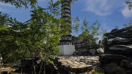 天津人民公园的风景