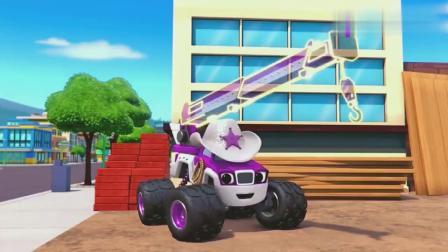 旋风战车队:宝琳娜要开披萨店,飚速赶紧来帮忙,真是太全能啦