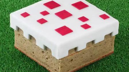 【游民星空】PS官推教做《我的世界》蛋糕