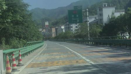 秦岭隧道风光