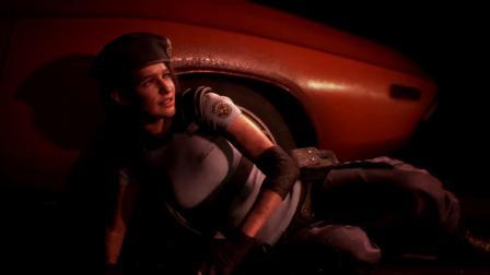 【3DM游戏网】《生化危机 3:重制版》史莱克化身追踪者